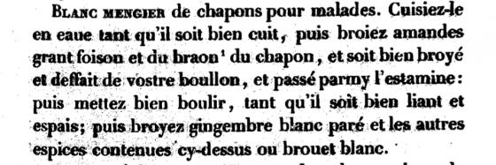 le-mesnagier-blanc-manger-de-chapon