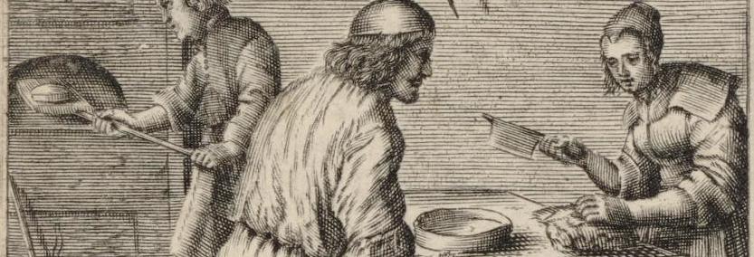 1653年のパティスリ